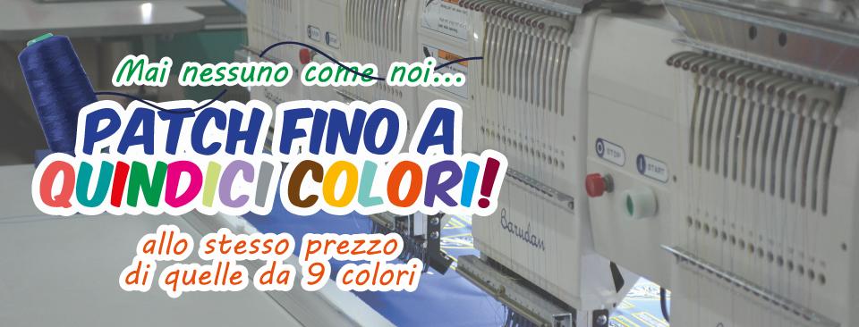15 colori